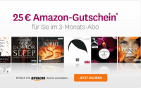 Audible Abo Amazon Gutschein