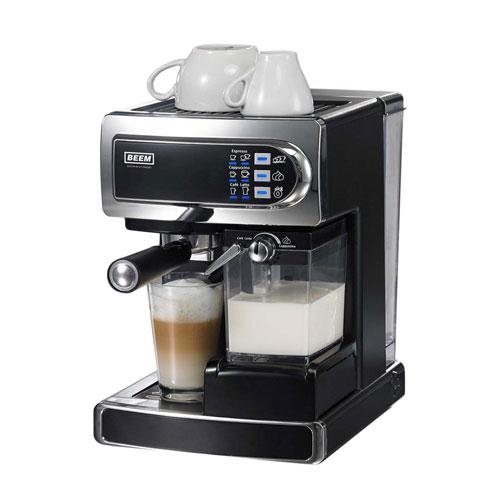 espressomaschine milchaufschäumer