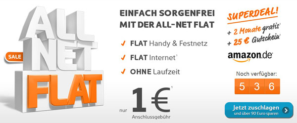 Simyo All-Net-Flat