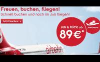 AirBerlin Angebot