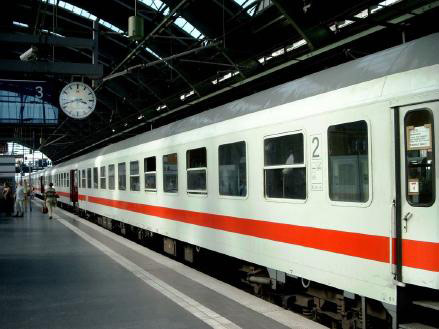 Bahn Fahrkarten