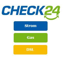 Strom, Gas, DSL