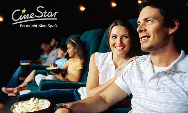 CineStar Kinogutscheine