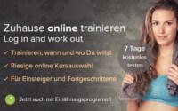 Gymondo Online Fitness Studio