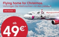 AirBerlin Flying home for Christmas