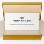 Tom Tailor Geschenkgutscheine