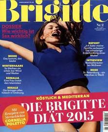Jahresabo Brigitte