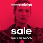 Adidas Sale mit bis zu 50% Rabatt + 25% Gutschein auf alles!