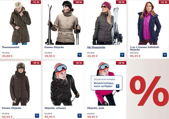 Tchibo Ski Sale
