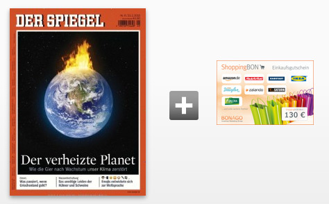 Der Spiegel Jahresabo