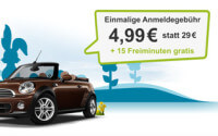 DriveNow Osterspecial
