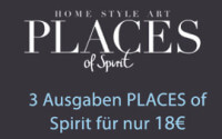 Zeitschrift Places of Spirit