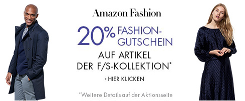 Amazon Frühjahr/Sommer Kollektion