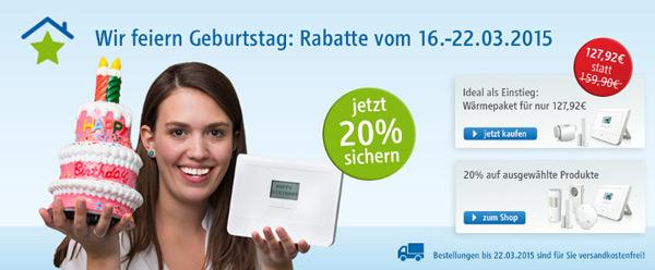 RWE Smart Home Aktion