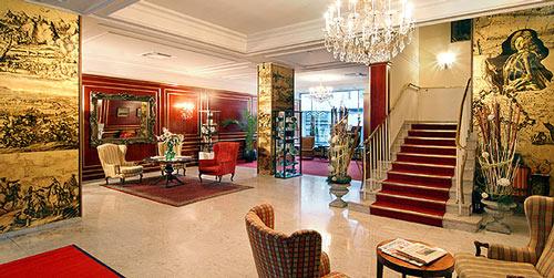 Wien Hotel Eugen