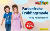 myToys Kindermode Rabatt