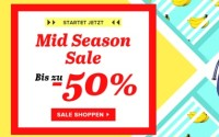 Sarenza Mid Season Sale
