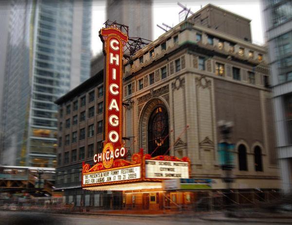 Flug von Berlin nach Chicago