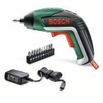 Bosch IXO V Li-Ion Akkuschrauber inkl. Gras- und Strauchscherenvorsatz für 29,99€