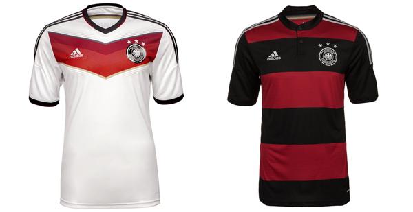 Deutschland Trikot WM 2014