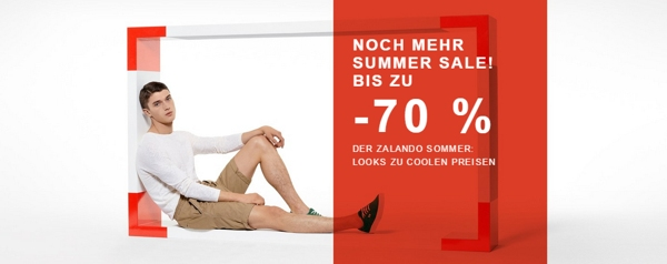 zalando summer sale mit bis zu 70 rabatt 15 gutschein. Black Bedroom Furniture Sets. Home Design Ideas