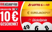 Lotto Gutschein Bild