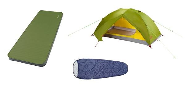 Beispiele Günstige Campingartikel