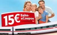 Deutsche Bahn eCoupon
