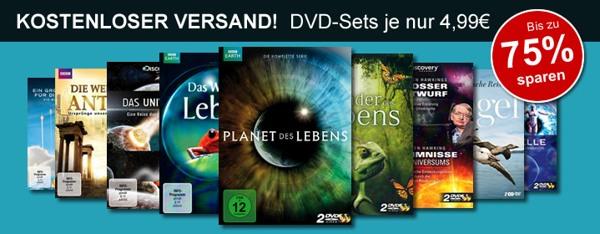 BBC-World & Discovery Channel Dokumentationen