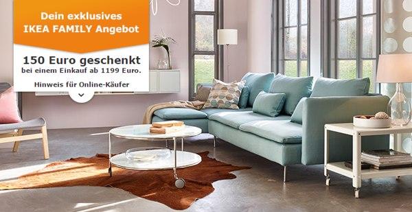 Ikea Sofa Geschenkkarte