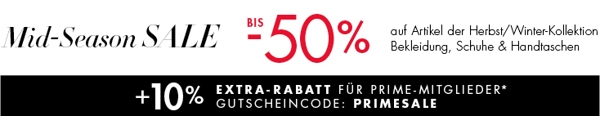 Herbst- & Winter-Kollektion Sale