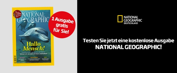 National Geographic testen