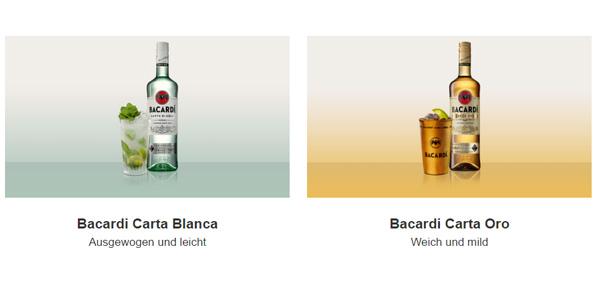Barcadi Rum Amazon