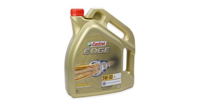 Castrol EDGE Motoröl Titanium