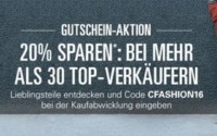 eBay Fashion Gutschein