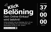 IKEA Klick Belöning Aktion