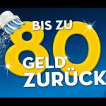 Oral-B Cashback Aktion – Bis zu 80€ Cashback auf Oral-B Zahnbürsten!