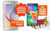 Samsung Zweinachten Aktion