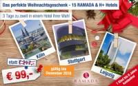 Ramada Hotel Gutschein