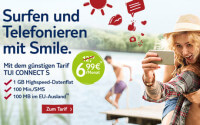 TUI Connect S Handyvertrag