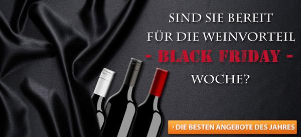 Weinvorteil Black Friday Woche