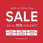 C&A Sale mit bis zu 50% Rabatt + 20% Gutschein!