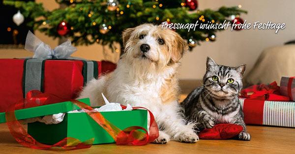 Fressnapf Fröhliches Weihnachts-Sparen