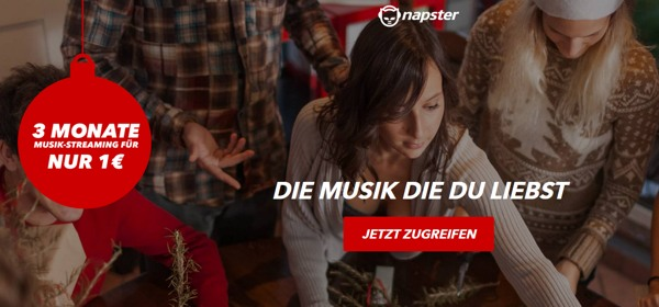 Napster Musik Flatrate