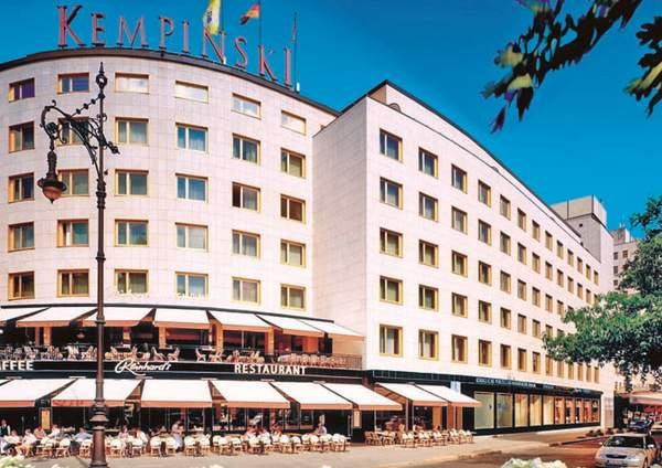 Kempinski Bristol Hotel Berlin