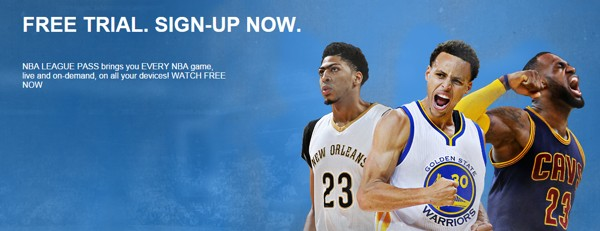 NBA League Pass kostenlos testen