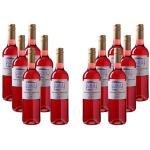 12 Flaschen Calle Principal Tempranillo Merlot Rosé Wein für 39,99€