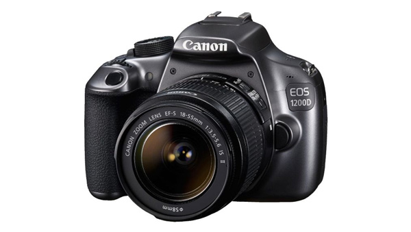 Canon EOS 1200D Spiegelreflexkamera