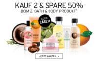 The Body Shop Rabatt