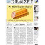 """Wochenzeitung """"Die Zeit"""" kostenlos"""